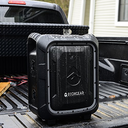 ECOXGEAR GDI-EXBLD810 Waterproof Portable Bluetooth/AM/FM Wireless 100W Speaker & PA system by ECOXGEAR (Image #10)