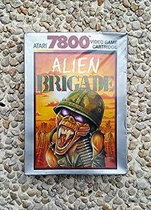 Alien Brigade (Atari 7800)