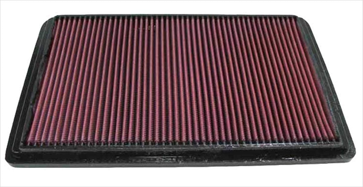 IV Pajero Classic Abwaschbar Erh/öhte Leistung Montero K/&N 33-2164 Motorluftfilter: Hochleistung Ersatzfilter Shogun 2008-2017 III Pr/ämie