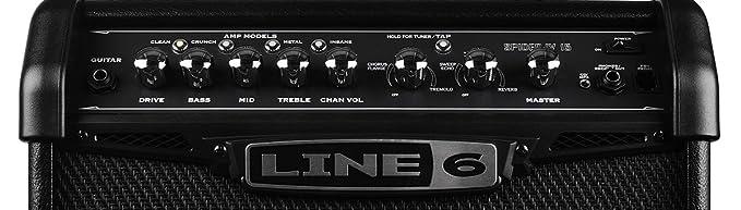 Line 6 spider iv 15 15 watt 1x8 modeling guitar amplifier amazon line 6 spider iv 15 15 watt 1x8 modeling guitar amplifier amazon musical instruments fandeluxe Gallery