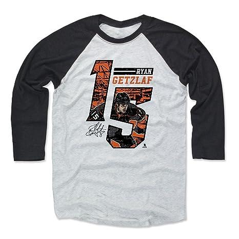 differently 0acc2 fbdae Amazon.com : 500 LEVEL Ryan Getzlaf Baseball Tee Shirt ...