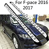Side Step For Jaguar F-Pace FPACE 2016 2017 fpace Door Running Boards Nurf Bar