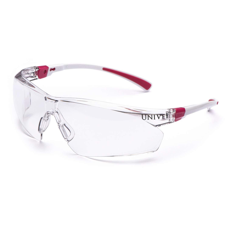 Gima 25262anti-scratch Plus gafas antiniebla, resistente, rosa