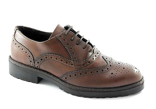 b66785d8cd70b IGI   CO 48332 zapatos marrones mujer luce abarcas elegantes bordados 41