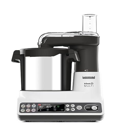 Kenwood CCL401WH kCook Multi Robot da Cucina con Funzione Cottura ...