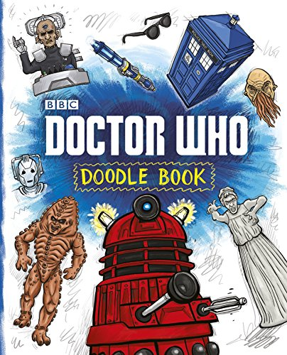 Doctor Who: Doodle Book (Halloween Movies For 8-12 Year Olds)
