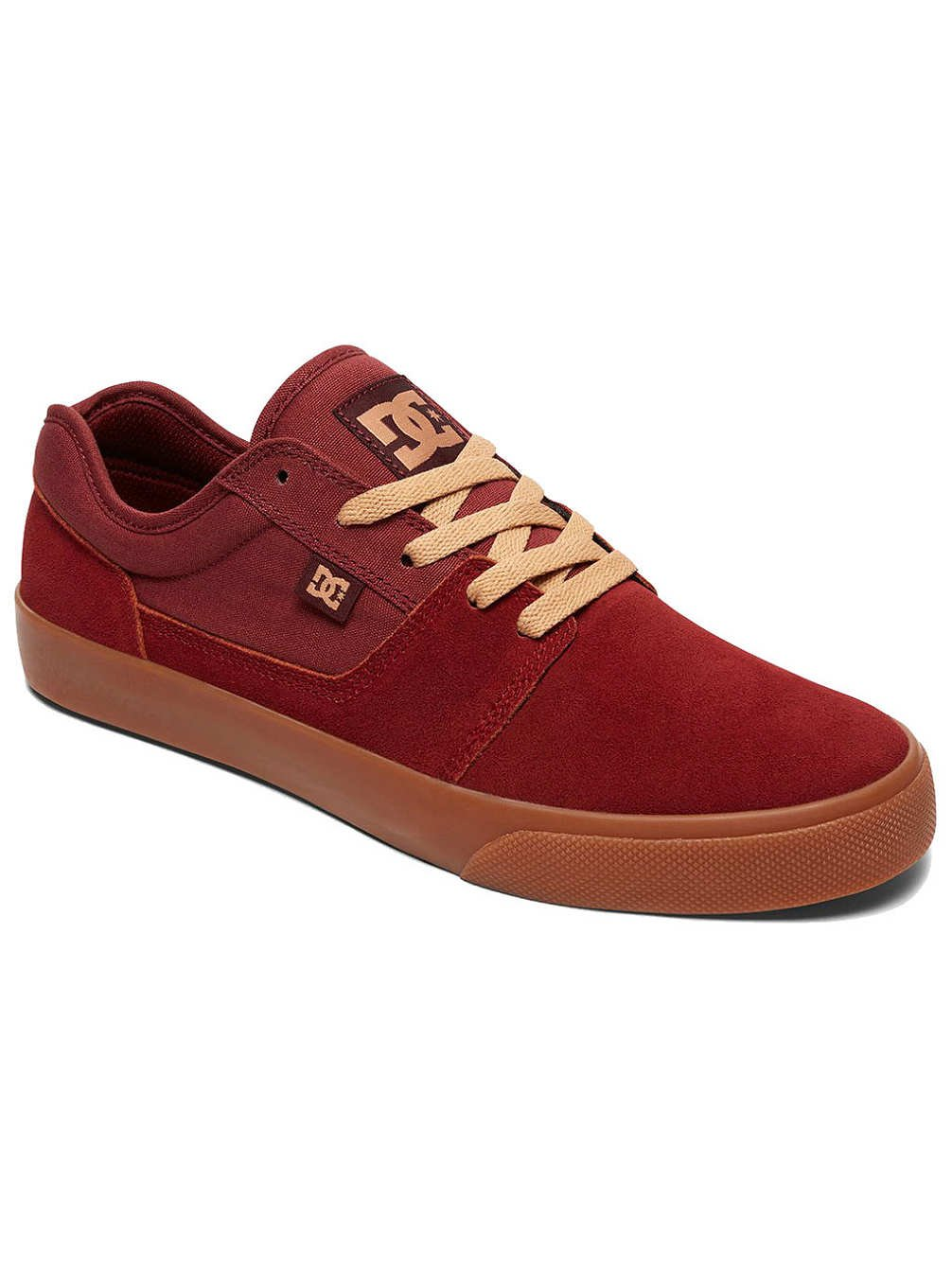 DC TONIK Unisex-Erwachsene Sneakers  47 EU Dark Red