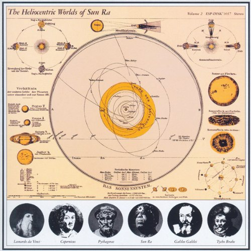 The Heliocentric Worlds of Sun Ra, Vol. 2 [Vinyl]