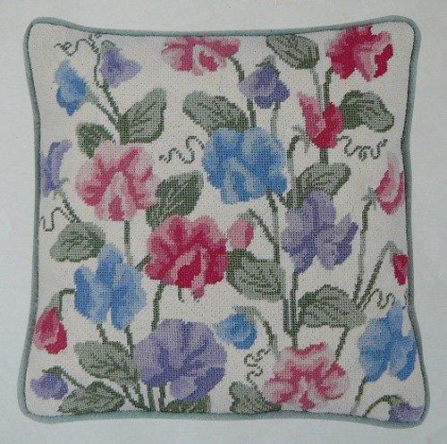 Felicity Kit para coser cojín de punto cruz con diseño de ...