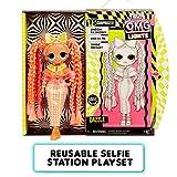 L.O.L. Surprise! O.M.G. Lights Dazzle Fashion Doll