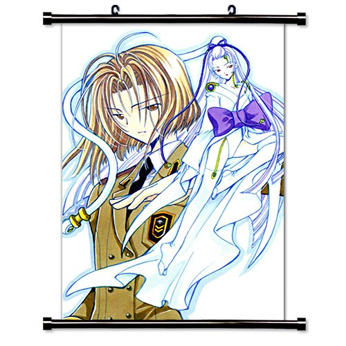 Angelic Layer Anime Fabric Wall Scroll Poster (16 x 23) Inches [A]Angelic-7