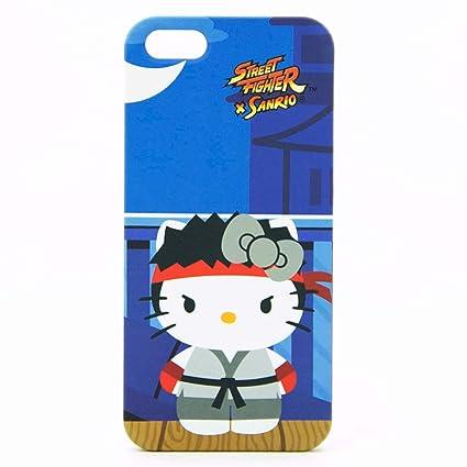 Amazon.com: Hello Kitty Ryu Street Fighter x Sanrio Shell ...