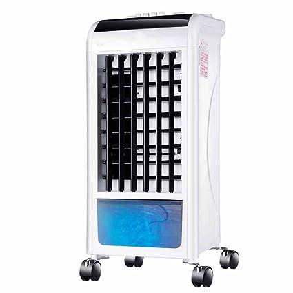 XIAOLIN Aire acondicionado Ventilador Refrigeración Doble uso Aire acondicionado Ventilador Refrigerador doméstico Refrigerador Móvil Pequeño Aire
