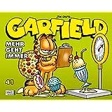 Garfield 41: Mehr geht immer