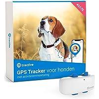 Tractive GPS DOG 4 - GPS-tracker voor honden, onbeperkt bereik, activiteitenmonitor, waterdicht (nieuwste model)