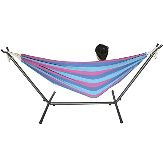 KING DO WAY Double Hammock $35.89 at  amazon.com online deal