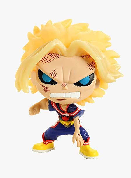 Funko My Hero Academia 5 Star All Might Vinyl Figure Brand New Free Shipping