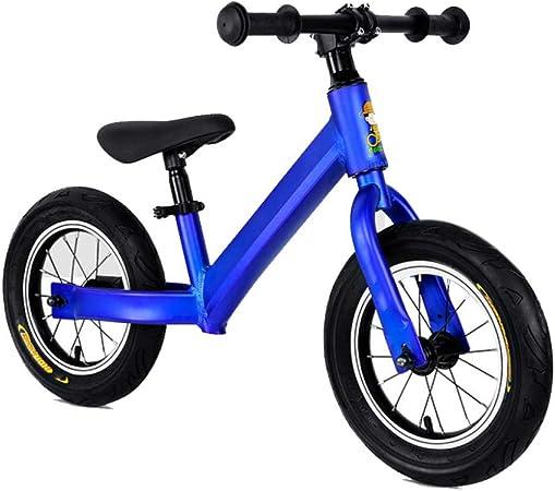 Balance Toddler Bike Altura del Asiento Ajustable 12