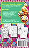 Emoji Crazy Coloring Book 30 Cute Fun Pages: For Adults, Teens and Kids Great Party Gift (Travel Size) (Officially Licensed Emoji Coloring Book Series) (Coloring Book Mini)