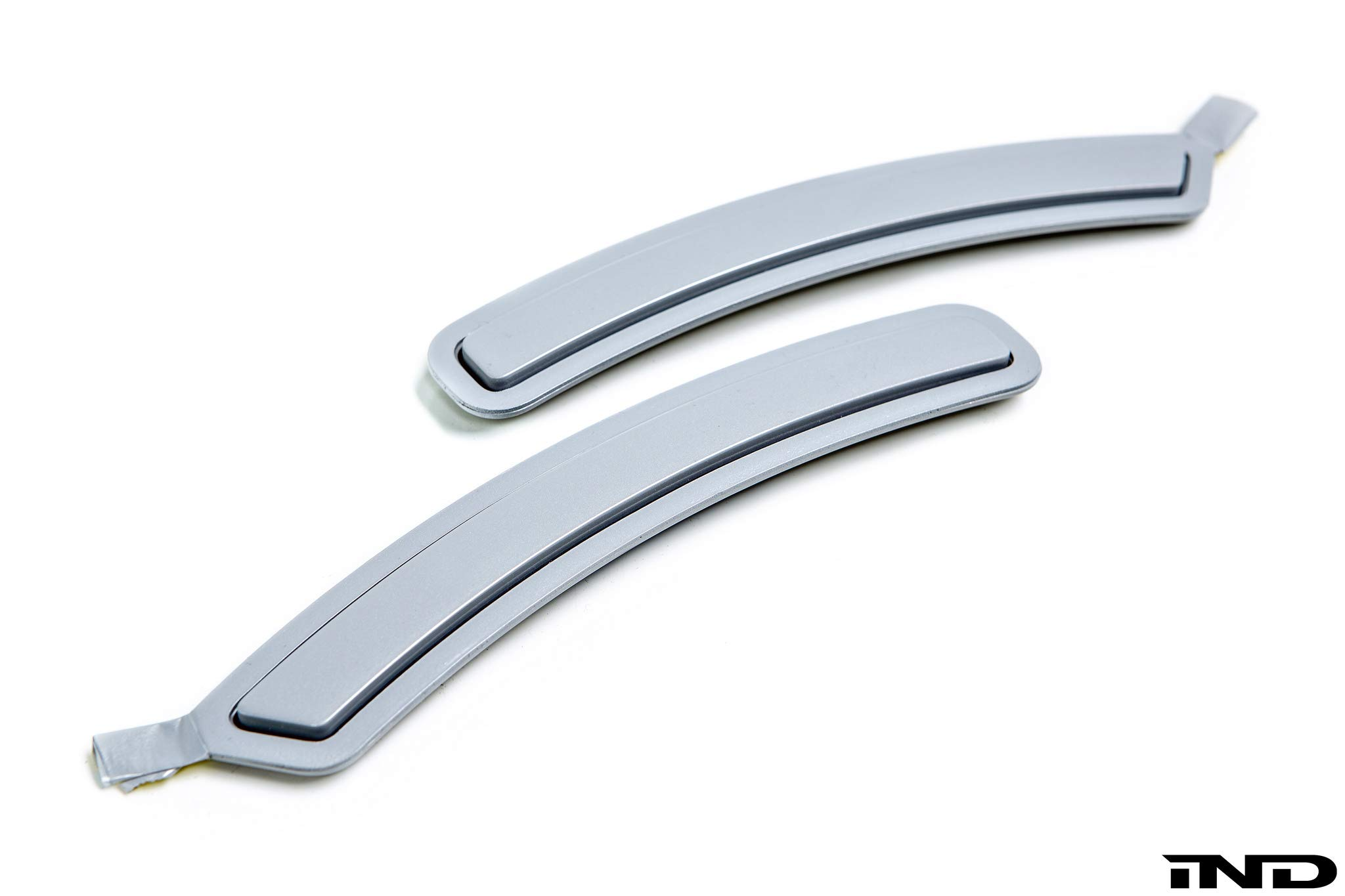 IND F87 M2 Painted Front Reflector Set (Hockenheim Silver)