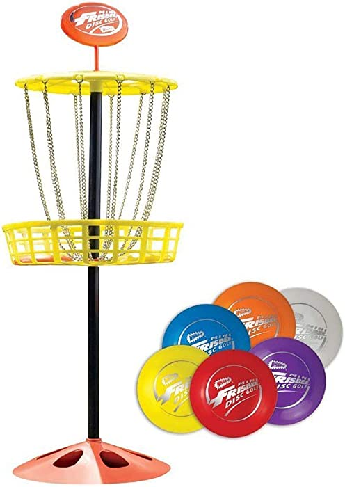 Top 10 Frisbee Golf Desktop