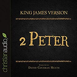 Holy Bible in Audio - King James Version: 2 Peter