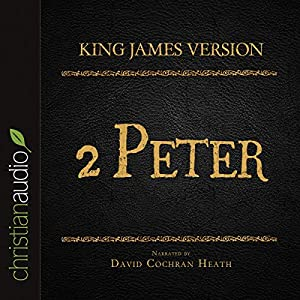 Holy Bible in Audio - King James Version: 2 Peter Audiobook