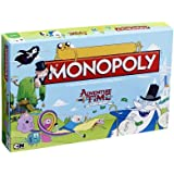 Winning Moves Adventure Time Monopoly Board Game