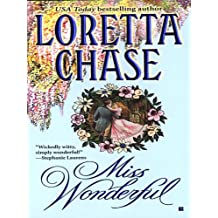 Miss Wonderful (Carsington Family Series Book 1)