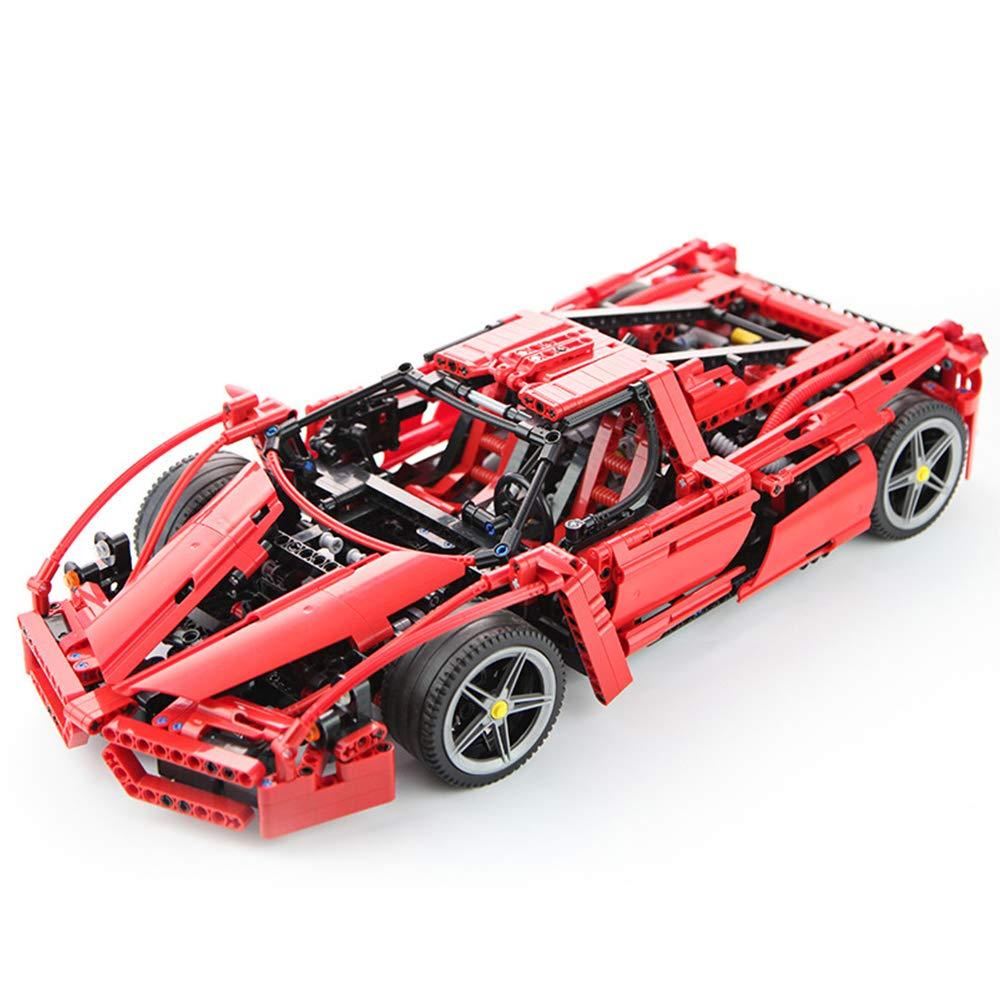 f0787cade08d ZZG Bloque De Construcción Montaje De Automóviles Modelo Juguetes  Educativos Educativos Educativos para Niños Apto para