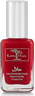 product image for Karma Halal Certified Nail Polish- Truly Breathable Cruelty Free and Vegan - Oxygen Permeable Wudu Friendly Nail Enamel (RABIA)