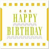 moovin メッセージカード ムービーを贈れる インスタント ムービーカード FILM Happy Birthday
