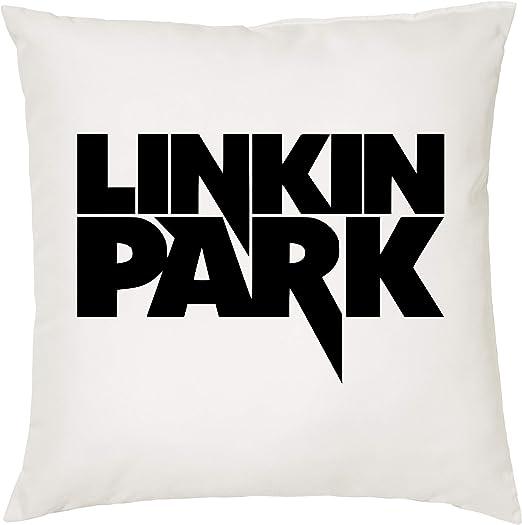 Youth Designz Kissen mit Füllung Modell Linkin Park 40x40cm