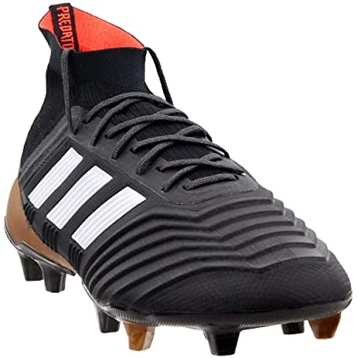 Amazon.com: adidas Men s Predator 18.1 FG tacos de fútbol ...