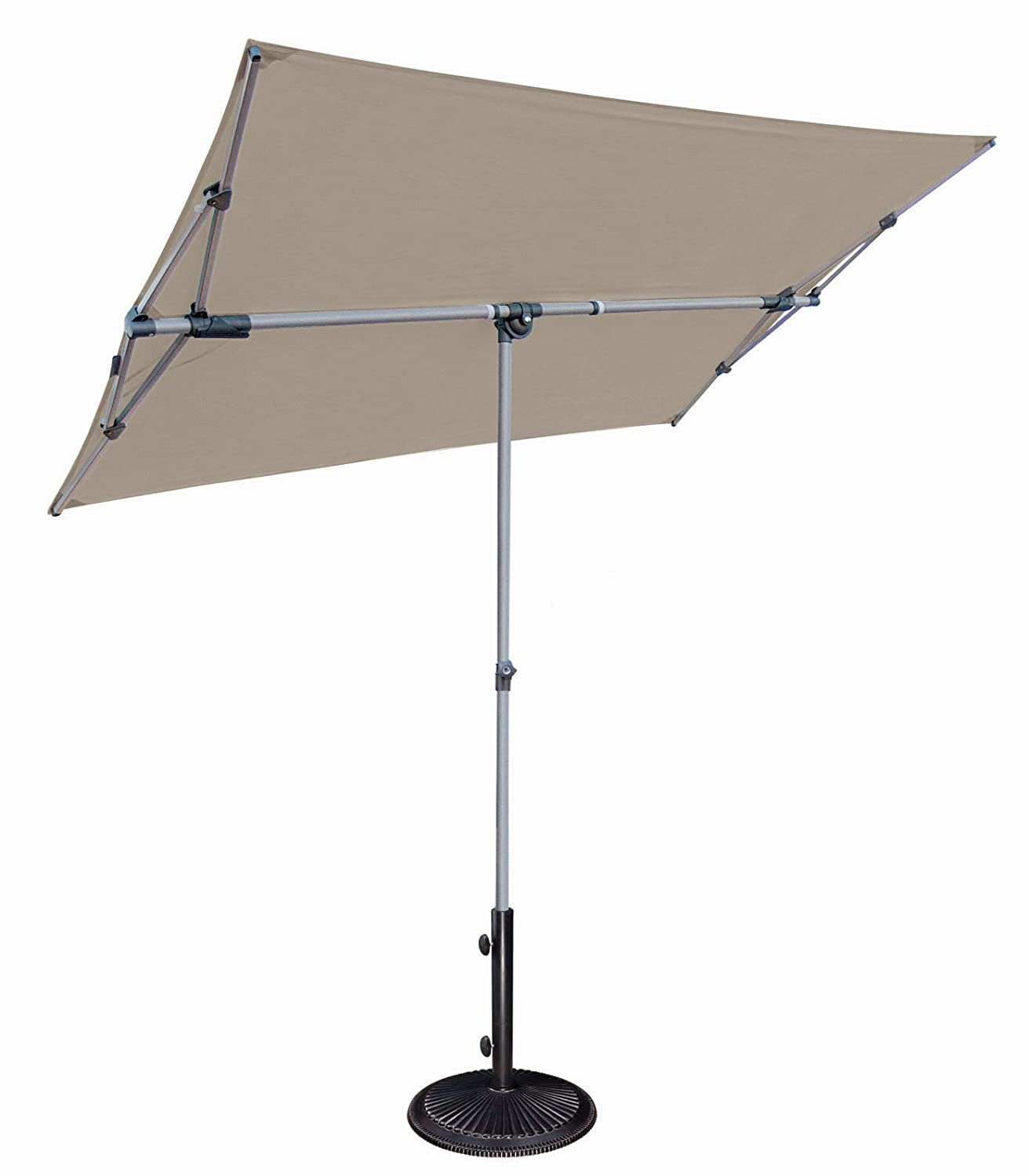 SimplyShade Capri Patio Umbrella in Stone