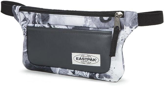 Eastpak - Riñonera Mujer Texture Black Talla única: Amazon.es ...