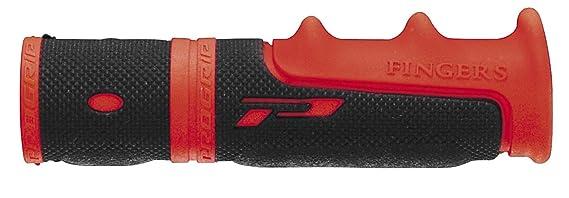 Black//Red Pro Grip 964 EVO Grips Red 964EVO-RDBK Color