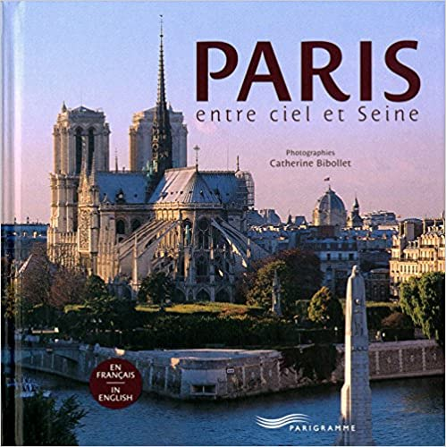 Book Paris entre ciel et Seine