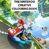 The Nintendo Creative Colouring Book: Kids, Kids books, Creative, Coloring, Activity, Luigi, Peach, Pikachu, Daisy, Wario, Zelda, Meta Knight, N64, ... U, Mario Kart, Pac-Man, Mario, Manga, Anime