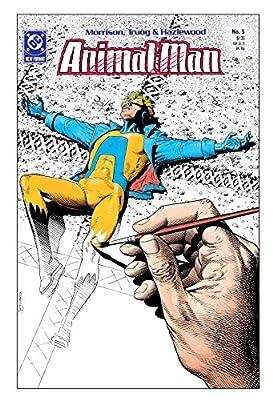 Animal Man, Book 1: Animal Man