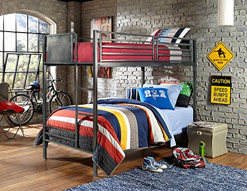 Hillsdale Urban Quarters Twin/Twin Bunk Bed