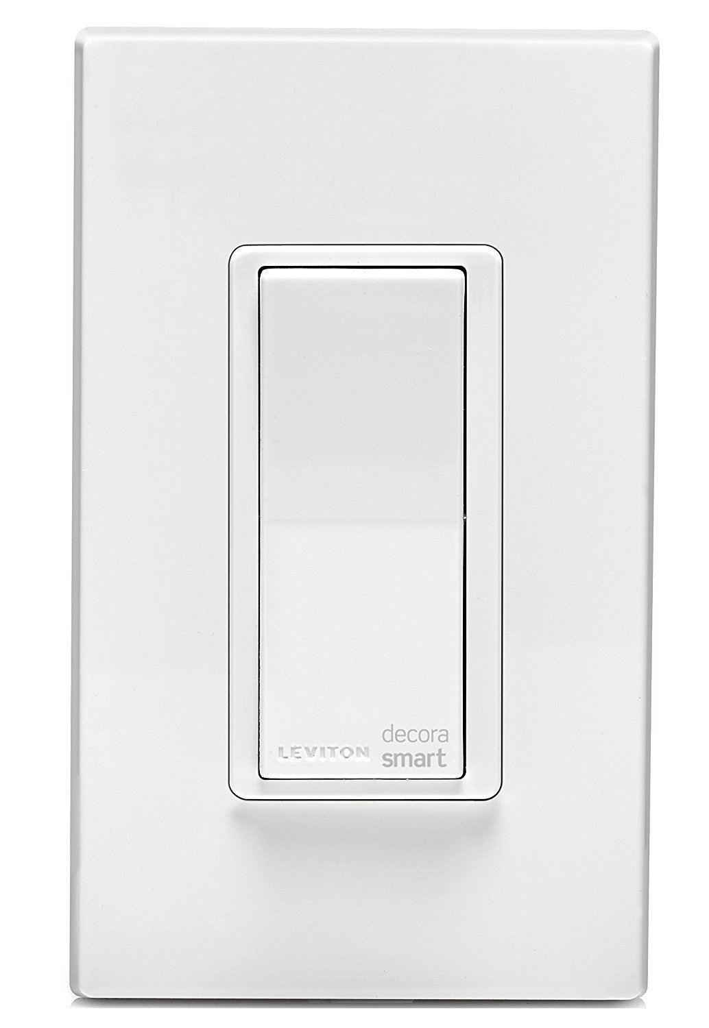 Leviton DW15S-1BZ Decora Smart Wi-Fi 15A Universal LED/Incandescent Switch, Works with Amazon Alexa, No Hub Required, 10-Pack, Piece