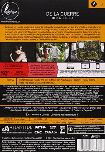 De_la_guerre [Italia] [DVD]: Amazon.es: Mathieu Amalric, Asia ...