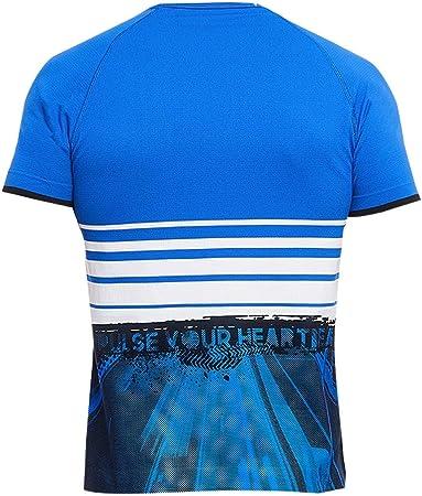 SPORT HG Camiseta Frame Azul Royal: Amazon.es: Deportes y aire libre