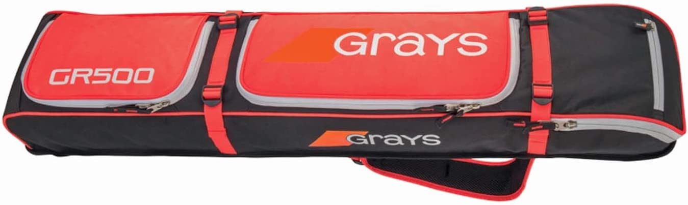 Amazon.com: GRAYS Bolsa de campo GR500 – Palo de hockey ...