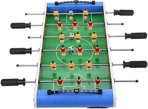 FTVOGUE Tablero del Juguete de los niños del Juego de la Tabla del futbolín del fútbol
