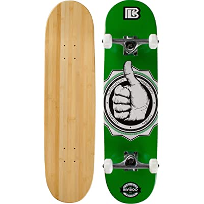 Bamboo Skateboards Graphic Complete : Sports & Outdoors