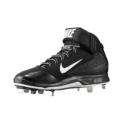Nike Men s Huarache Pro Mid Metal Baseball Cleat   HY9NXJVZP