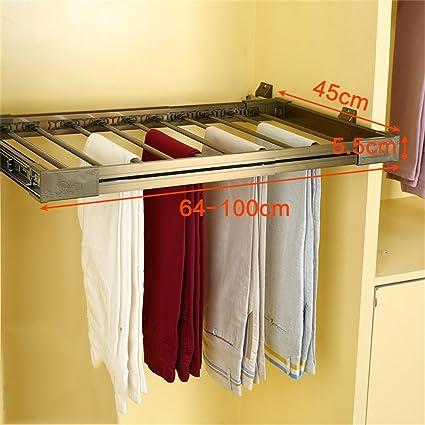 Perchero Pantalones Rack Ajustable Wardrobe Dentro del ...