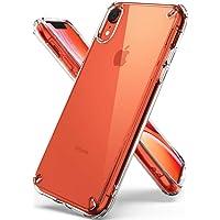 Capa Capinha Para iPhone XR 6.1 Ringke Fusion Case original (Transparente)